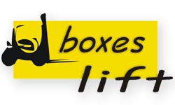 Boxes Lift logo